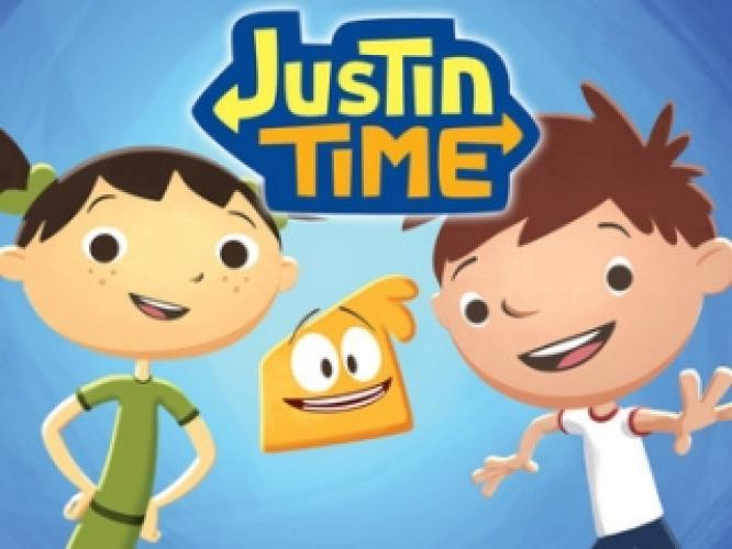 Justin Time next episode air date poster