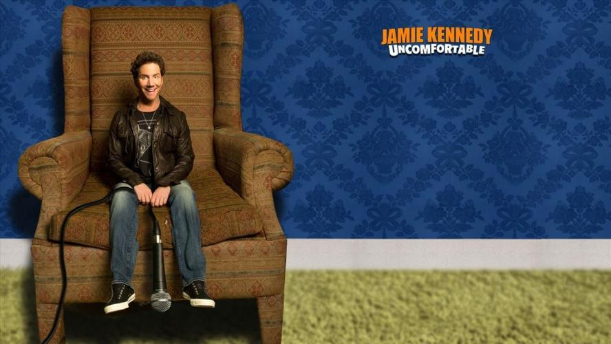 Jamie Kennedy: Uncomfortable next episode air date poster