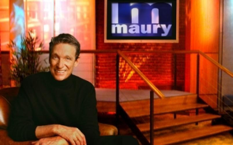 Maury next episode air date poster