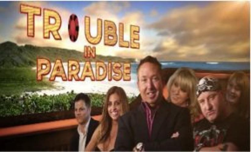 Trouble in Paradise (2014) next episode air date poster
