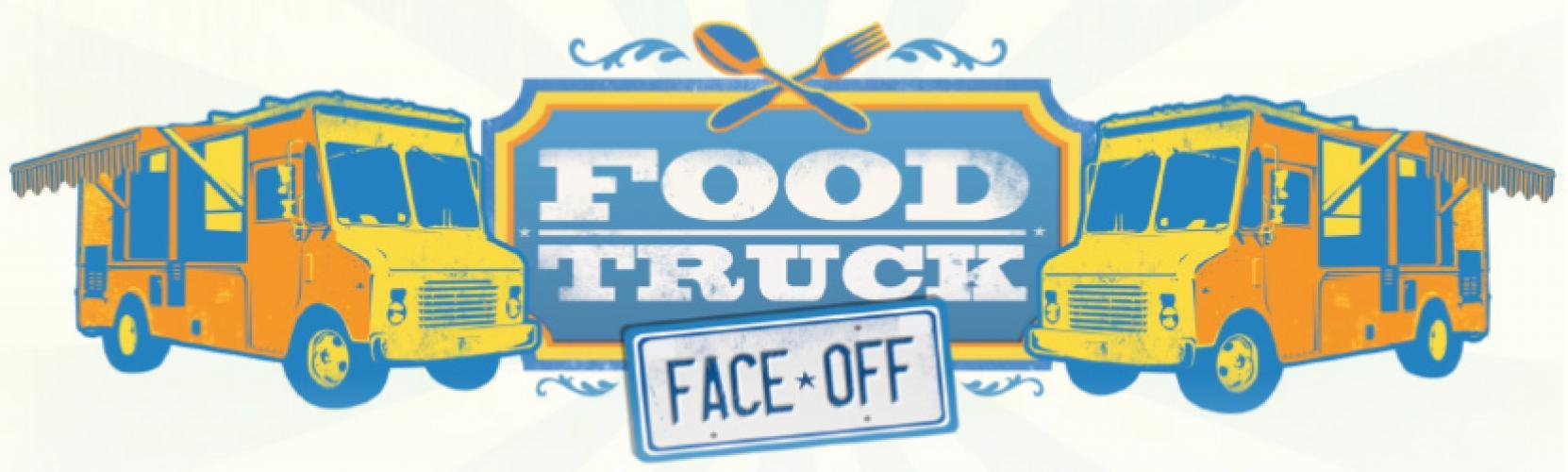 Food Truck Face Off next episode air date poster