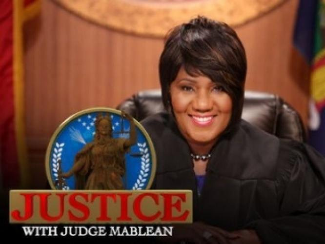 Justice With Judge Mablean next episode air date poster