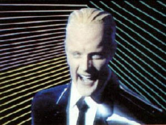 Max Headroom next episode air date poster