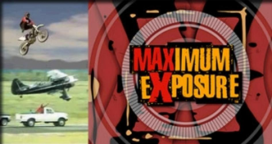 Maximum Exposure next episode air date poster