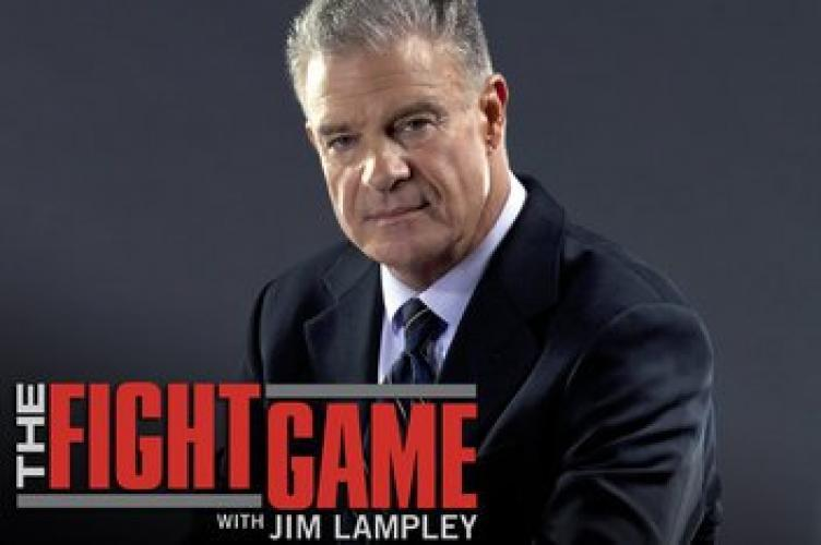 The Fight Game with Jim Lampley next episode air date poster