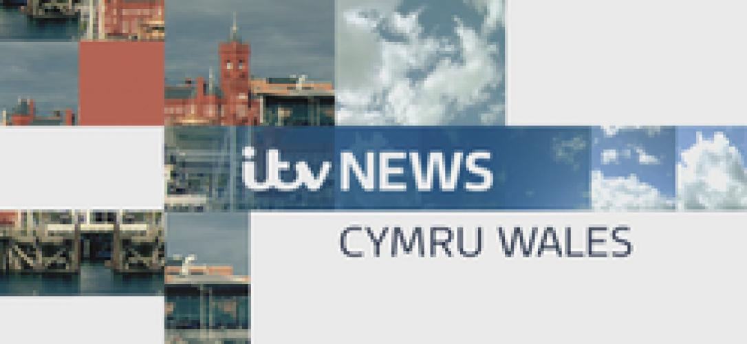 ITV News Cymru Wales next episode air date poster