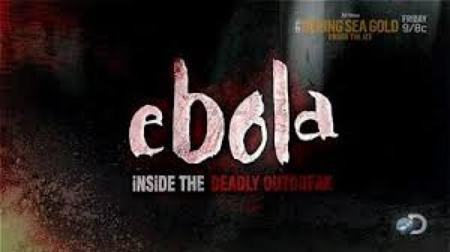 Ebola next episode air date poster