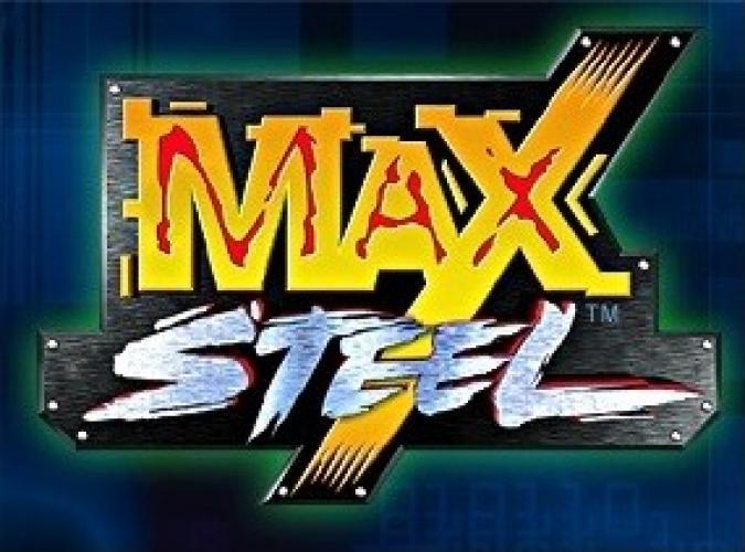 Max Steel next episode air date poster