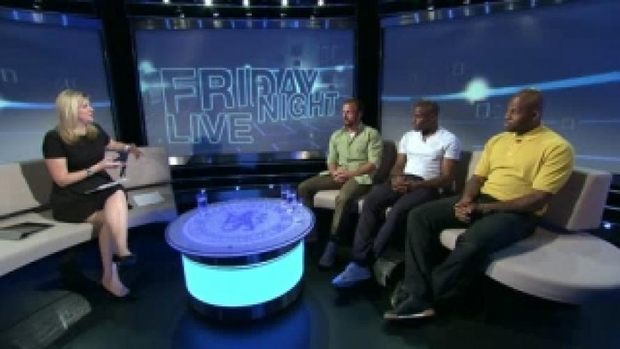 Friday Night Live next episode air date poster