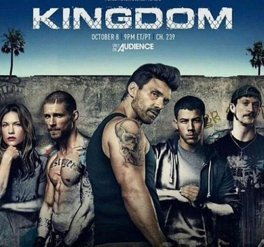 Kingdom next episode air date poster