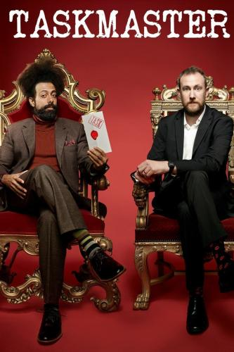 Taskmaster next episode air date poster