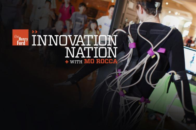 The Henry Ford's Innovation Nation next episode air date poster