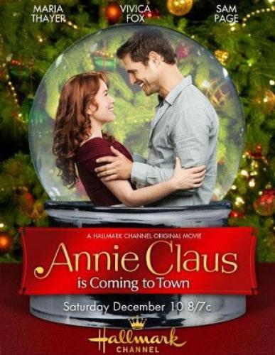 Annie Claus is Coming to Town next episode air date poster