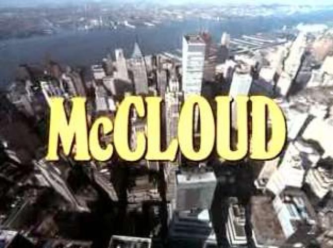 McCloud next episode air date poster