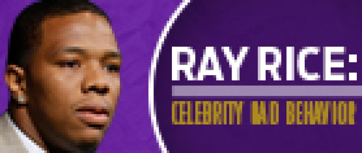 Ray Rice: Celebrity Bad Behavior next episode air date poster
