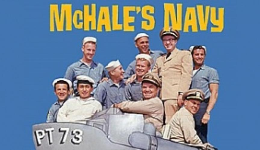 McHale's Navy next episode air date poster