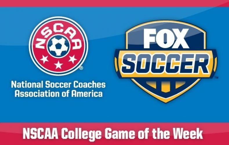 College Soccer on FOX next episode air date poster
