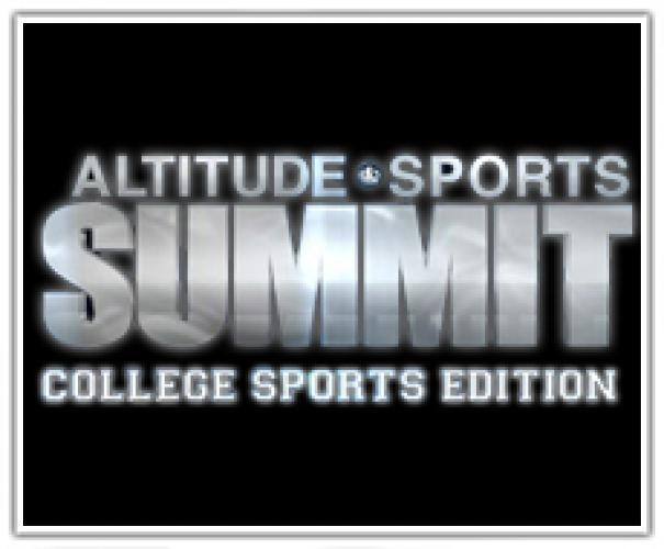 College Football on Altitude Sports & Entertainment Network next episode air date poster