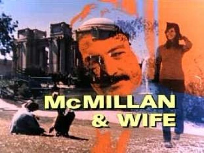 McMillan and Wife next episode air date poster