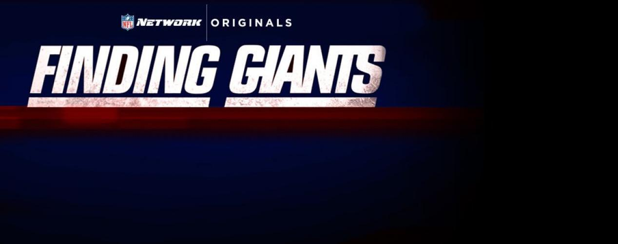 Finding Giants next episode air date poster