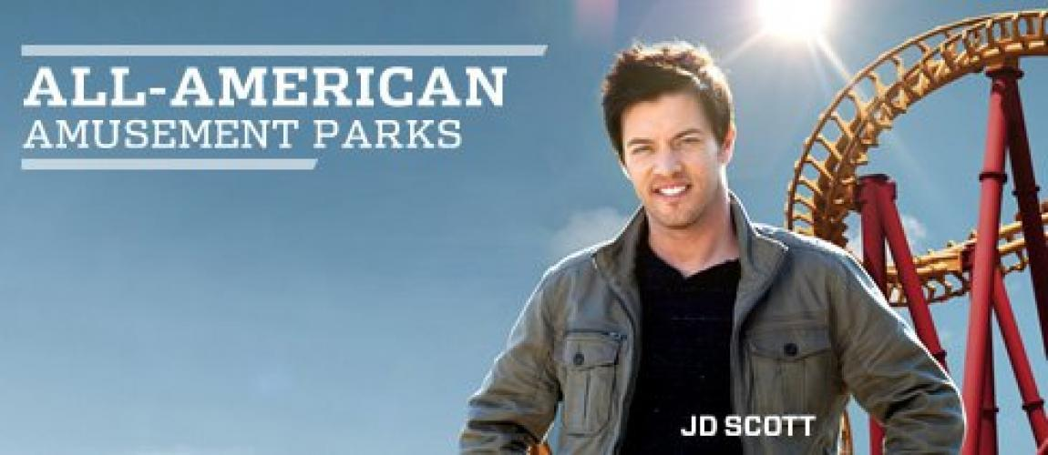 All American Amusement Parks next episode air date poster