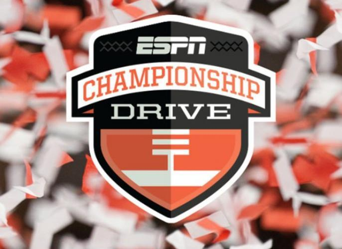 Championship Drive: Who's In? next episode air date poster