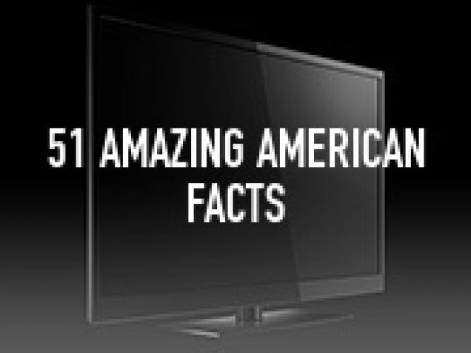 51 Amazing American Facts next episode air date poster