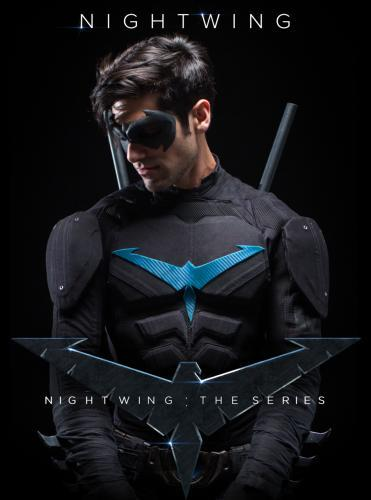 Nightwing: The Series next episode air date poster