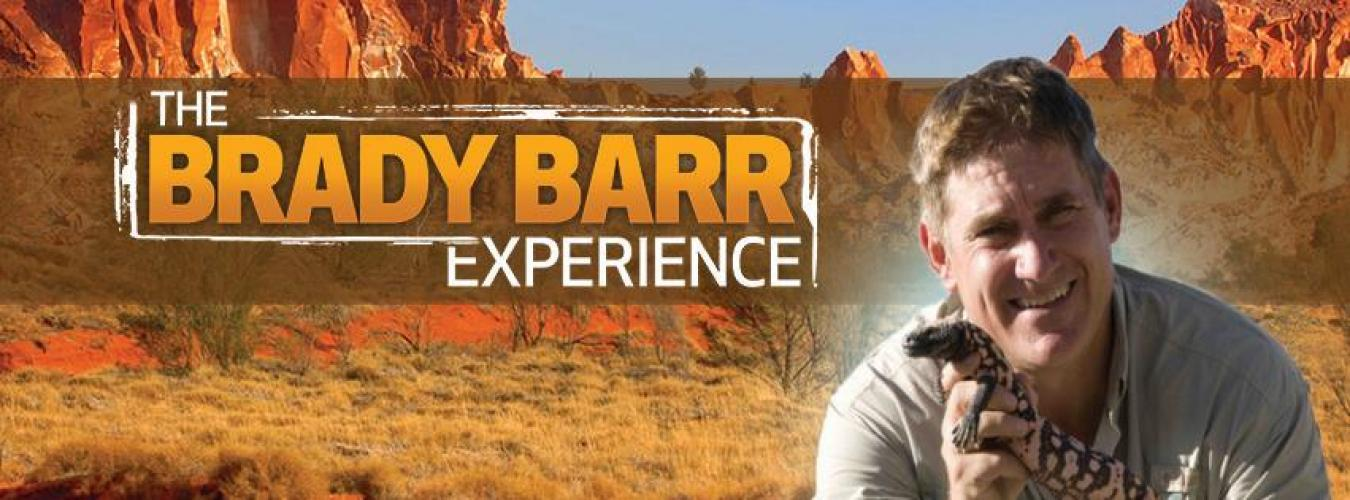 The Brady Barr Experience next episode air date poster