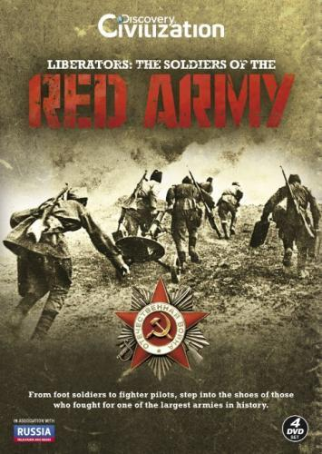 Liberators: The Soldiers of the Red Army next episode air date poster