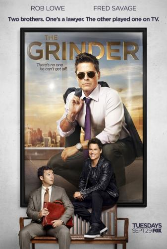 The Grinder next episode air date poster