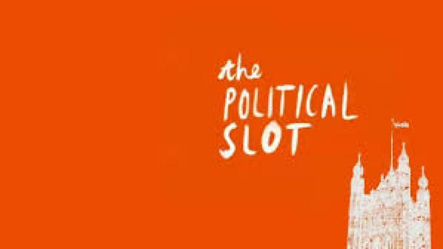 The Political Slot next episode air date poster