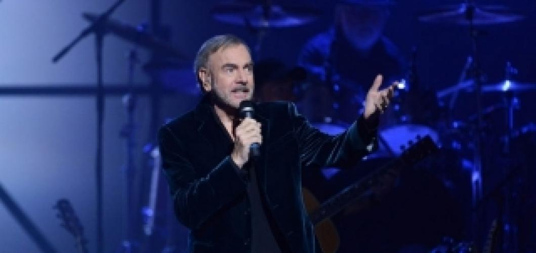 Neil Diamond: One Night Only next episode air date poster