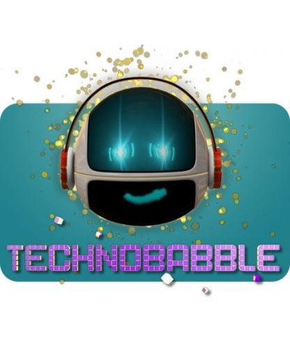 Technobabble next episode air date poster