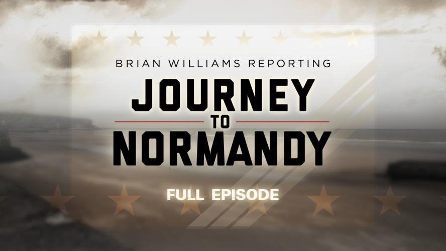 Journey to Normandy next episode air date poster
