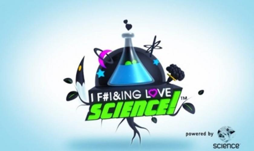 I F***ing Love Science next episode air date poster