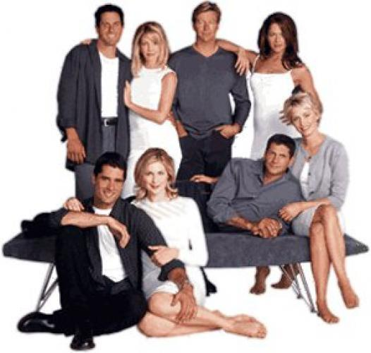 Melrose Place (1992) next episode air date poster