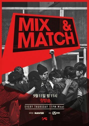MIX & MATCH next episode air date poster