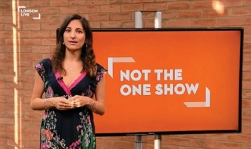 Not the One Show next episode air date poster