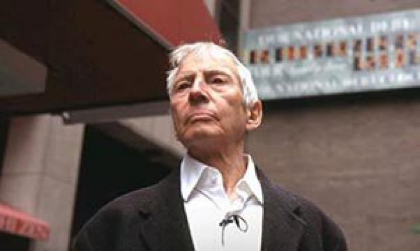 The Jinx: The Life and Deaths of Robert Durst next episode air date poster