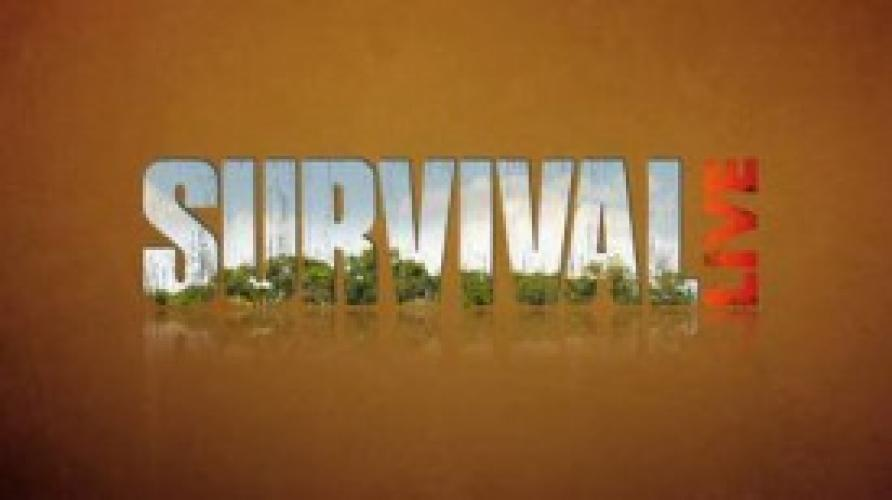 Survival Live next episode air date poster