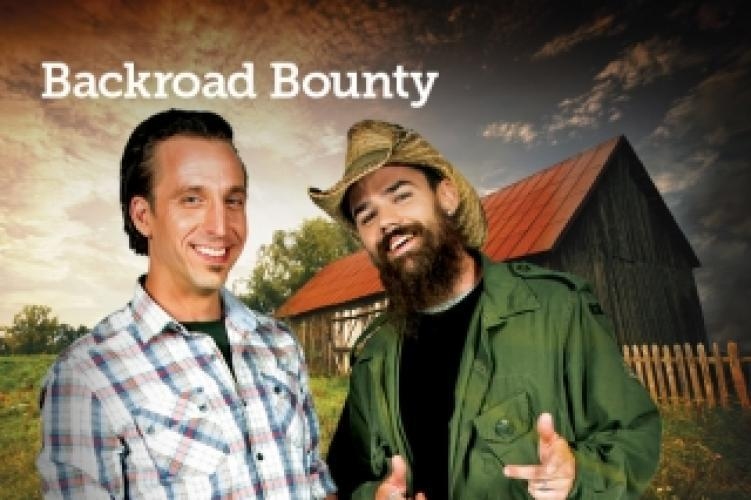 Backroad Bounty next episode air date poster