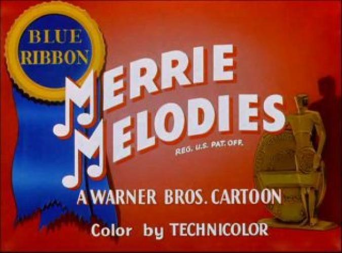 Merrie Melodies next episode air date poster