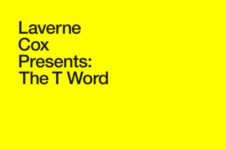 Laverne Cox Presents: The T Word next episode air date poster