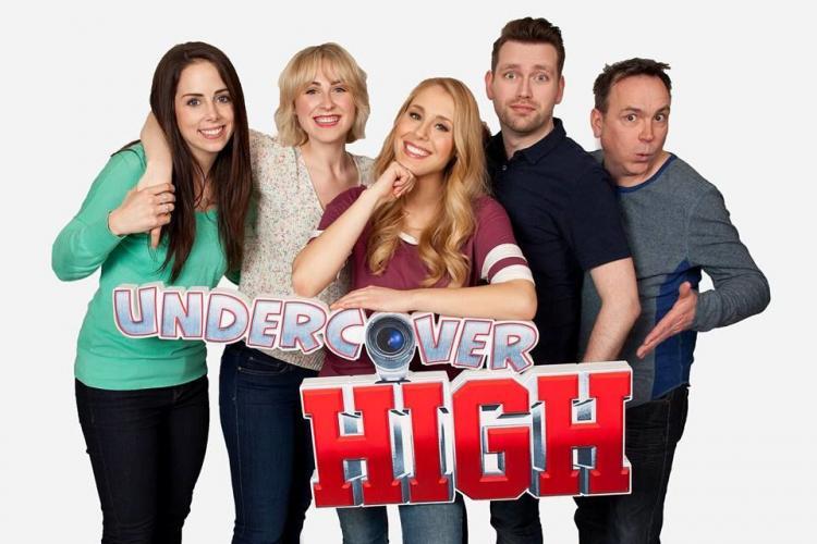 Undercover High next episode air date poster
