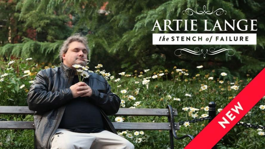 Artie Lange: The Stench of Failure next episode air date poster