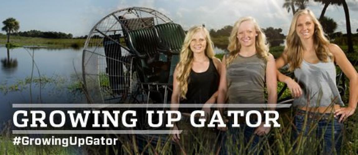 Growing Up Gator next episode air date poster