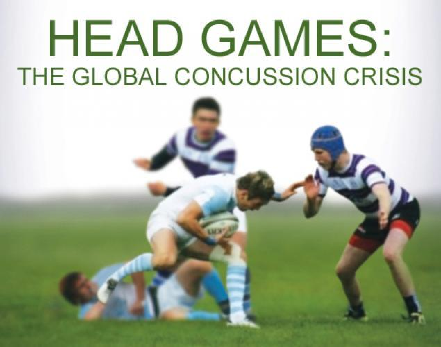 Head Games: The Global Concussion Crisis next episode air date poster
