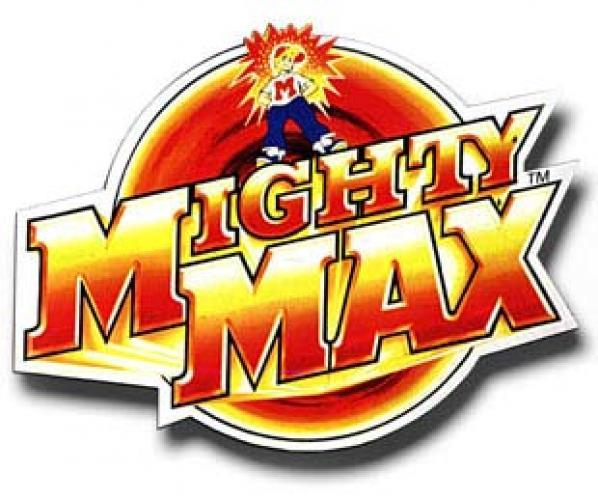 Mighty Max next episode air date poster