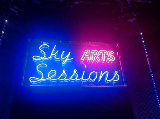 Sky Arts Sessions next episode air date poster